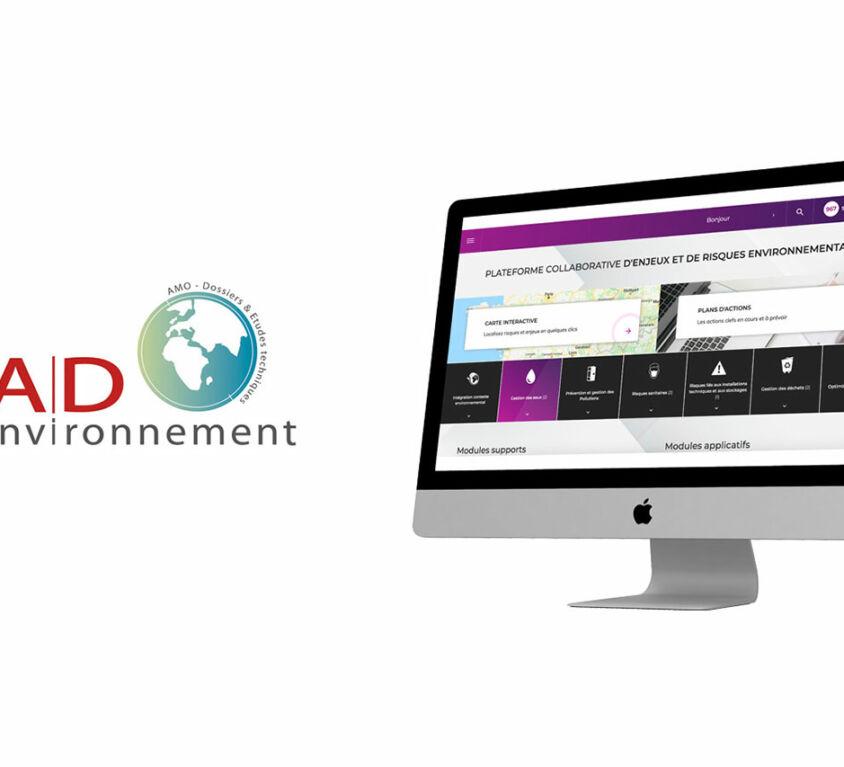 Service en ligne AD Environnement