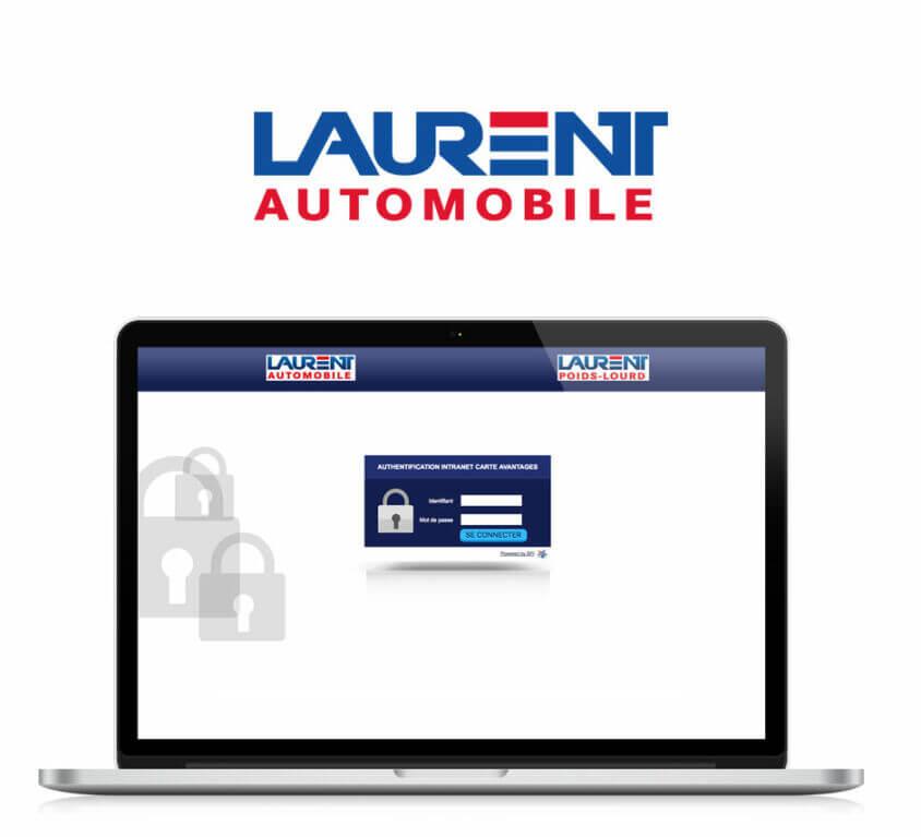 Service en ligne Club Avantages – Groupe Laurent