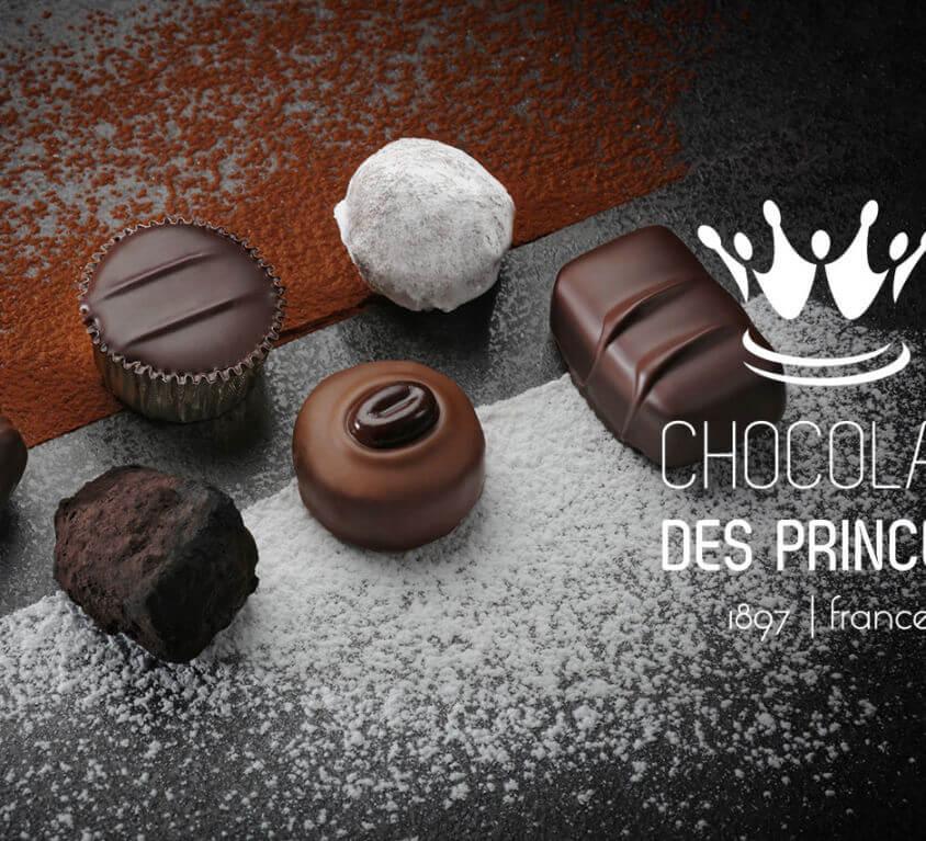 Site E-commerce Chocolat des Princes