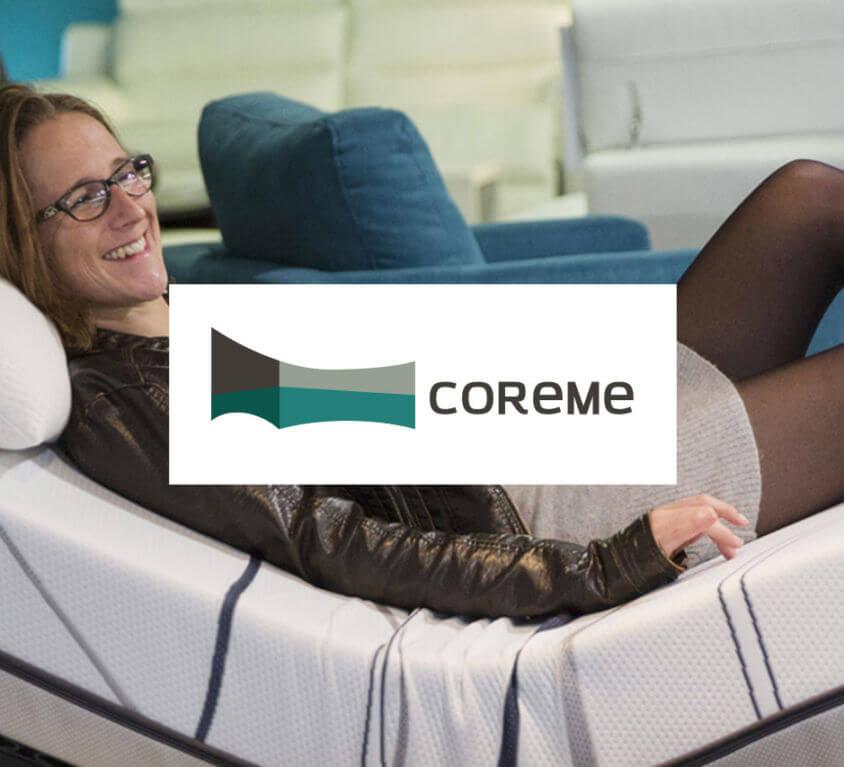Site E-commerce Coreme