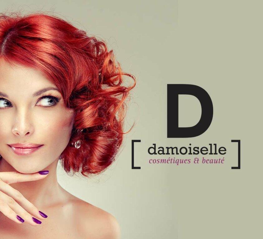 Site E-commerce Damoiselle Boutique