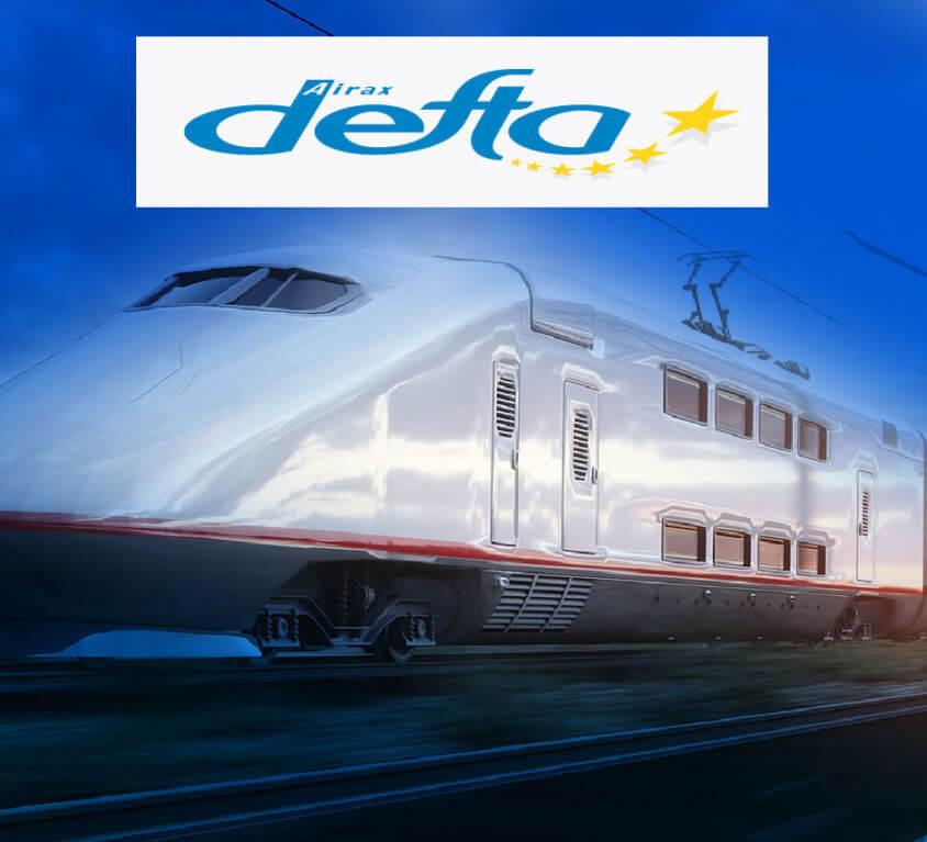 Site E-commerce Defta Airax