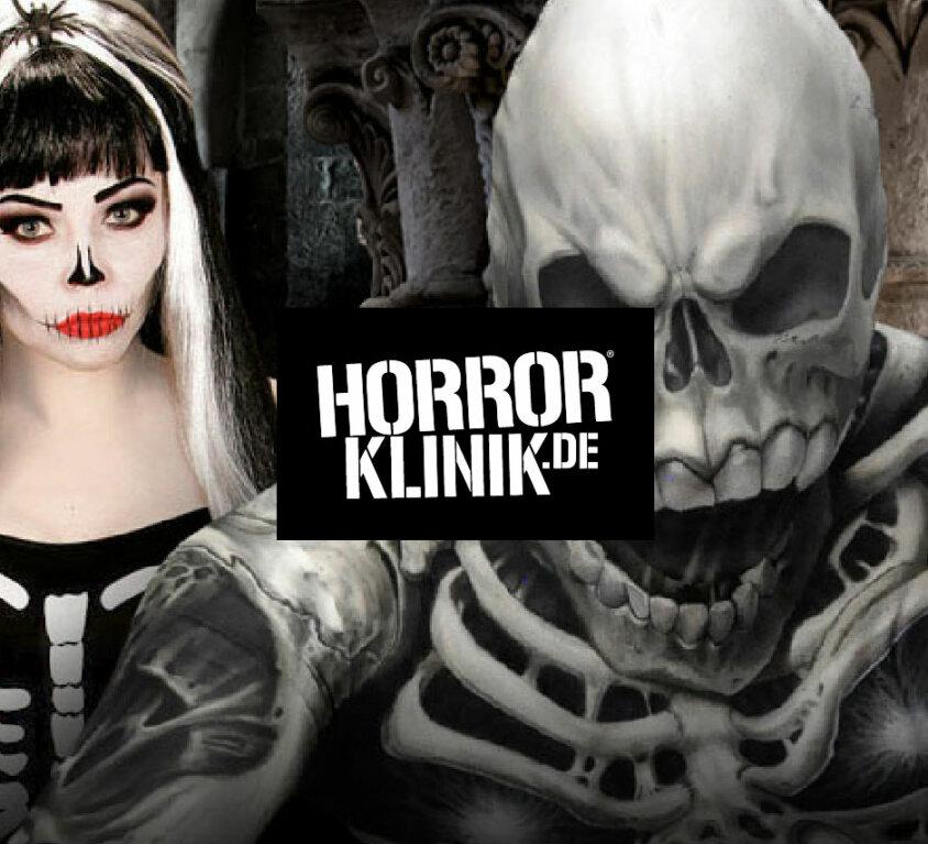 Site E-commerce HorrorKlinik