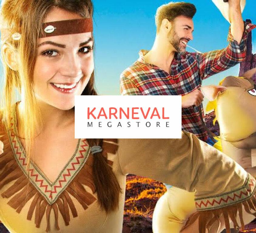 Site E-commerce Karneval-Megastore