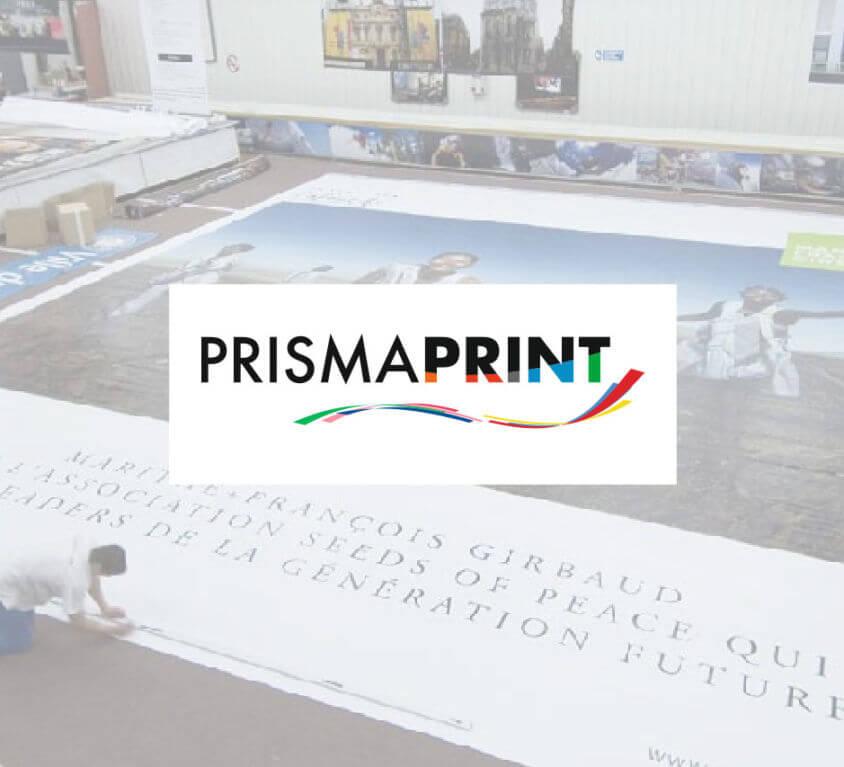 Site E-commerce Prismaprint