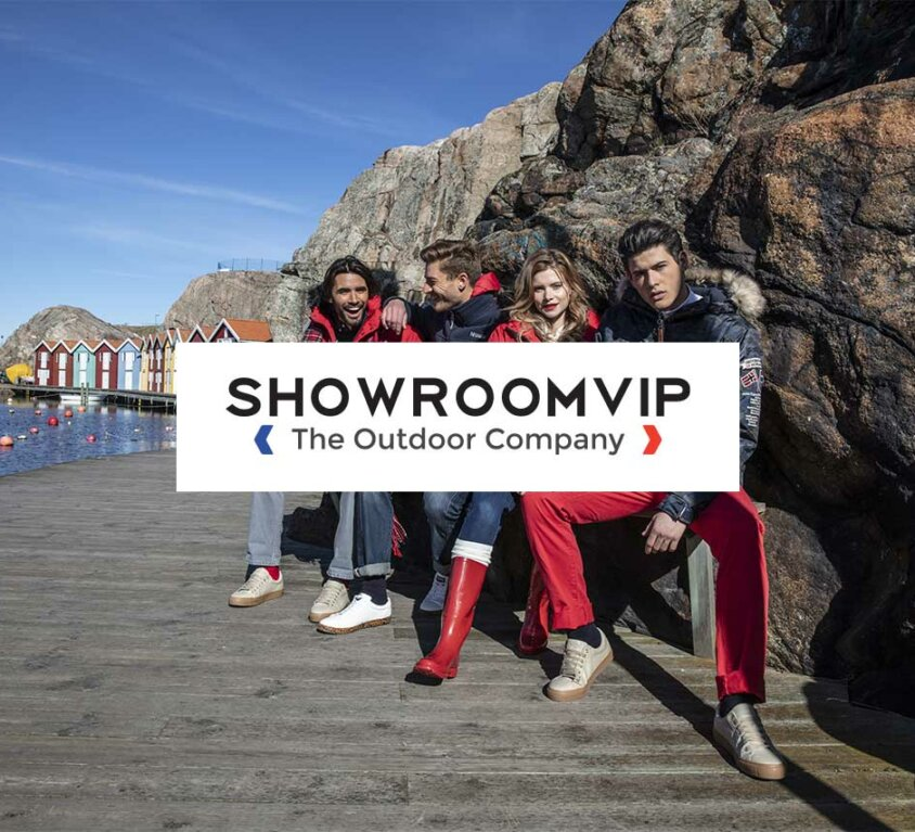 Site E-commerce ShowroomVIP