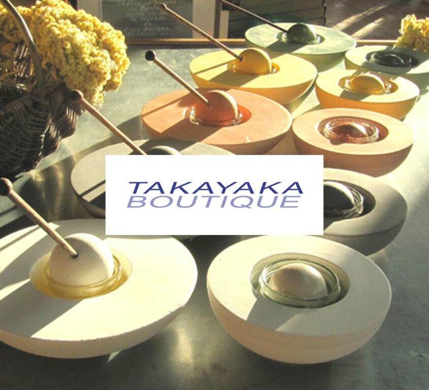 Site E-commerce Takayaka Boutique