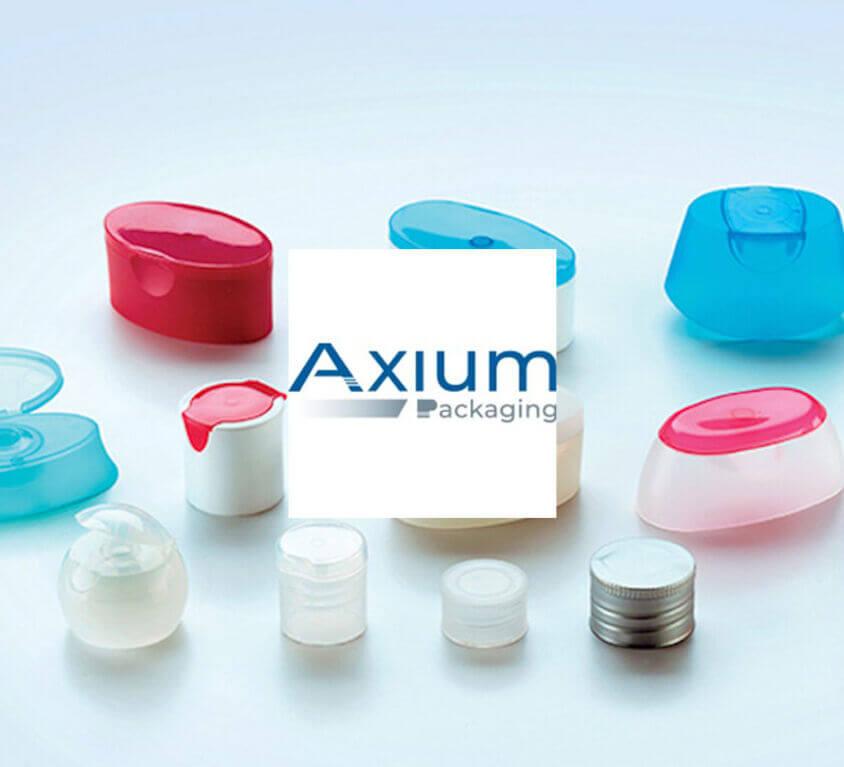 Site vitrine Groupe Axium