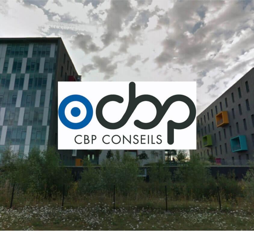 Site vitrine CBP Conseils