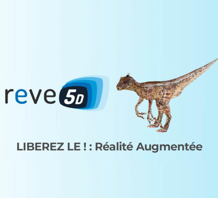Projets innovants LIBEREZ LE ! : Réalité Augmentée