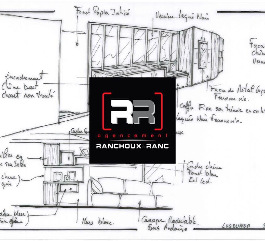 Site vitrine Ranchoux et Ranc