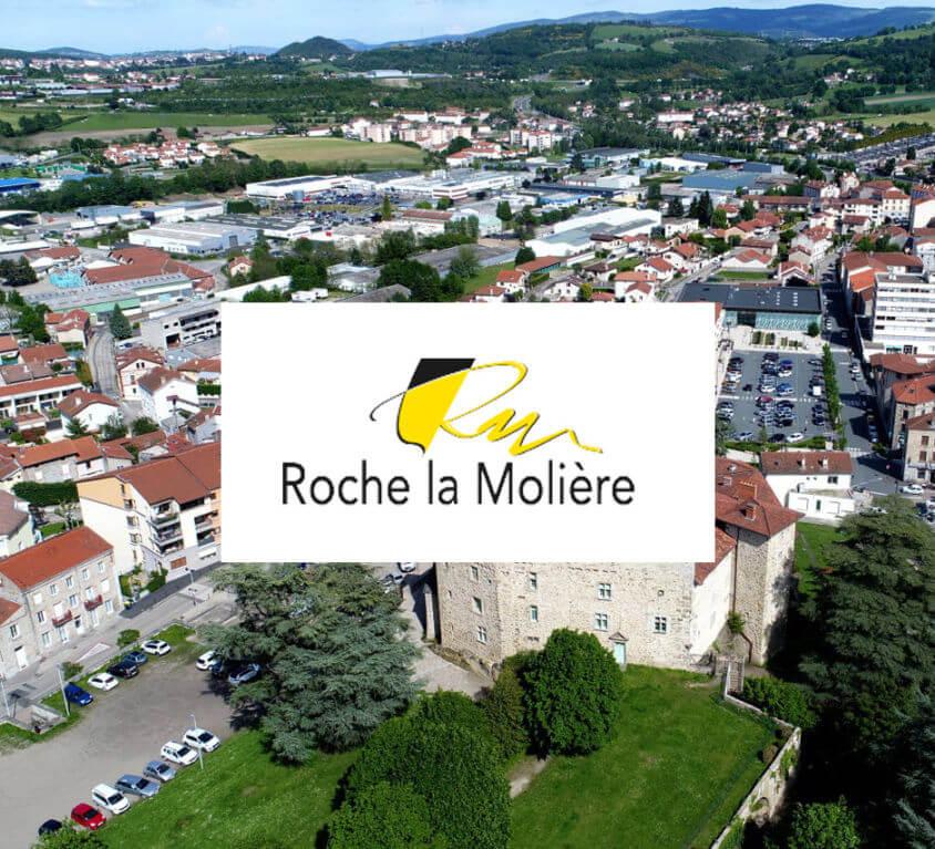 Site vitrine Roche La Molière