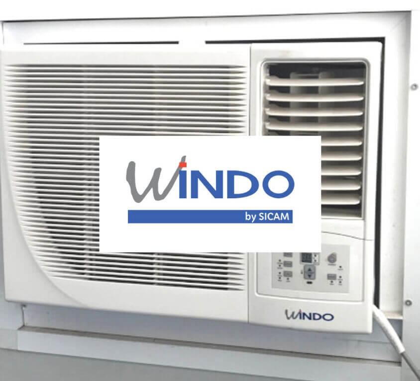 Site vitrine Windo by Sicam